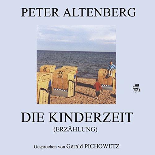 Die Kinderzeit audiobook cover art
