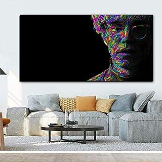 Rompecabezas de 1000 piezas, rompecabezas para niños, rompecabezas familiar, rompecabezas de cartón, juego de rompecabezas Pared de papel de pared de retrato de Andy Warhol abstracto moderno