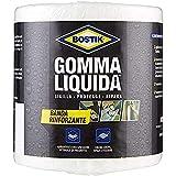 BOSTIK Gomma Liquida Banda Rinforzante da utilizzare in combinazione con Bostik Gomma Liquida 10cmx10m nero