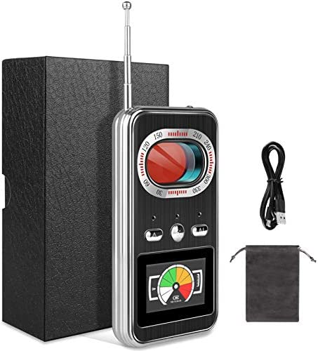 Portable Anti Spy Detector Upgraded Hidden Camera Detector RF Finder Detector Camera Finder product image