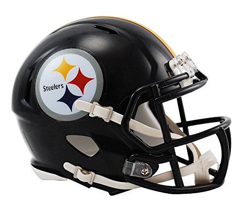 Riddell NFL Pittsburgh Steelers Speed Mini Football Helmet