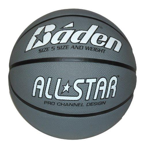 Baden Unisex All - Pelota de Baloncesto, tamaño 5, Color 844