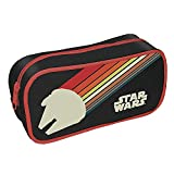 Genuine Star Wars Nostalgia Large Pencil Case Zipped Pouch Stationery