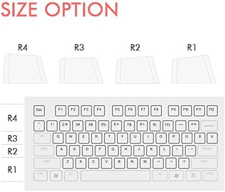 Red Blue Ecuador Cartoon Keycap Mechanical Keyboard PBT Gaming Upgrade Kit