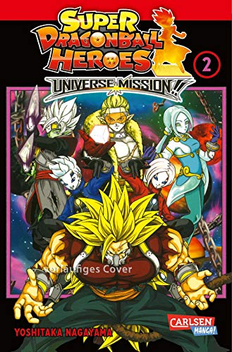 Super Dragon Ball Heroes Universe Mission 2: Universe Mission (2)