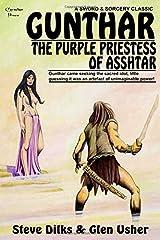 Gunthar - The Purple Priestess of Asshtar Paperback
