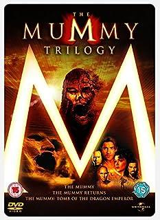 The Mummy 1, 2 & 3 Steelbook Box Set [DVD] (B001G61952) | Amazon price tracker / tracking, Amazon price history charts, Amazon price watches, Amazon price drop alerts