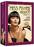 51Iulv7JrlL. SL160  - Miss Fisher enquêtera bien de nouveau, un film en tournage cet automne
