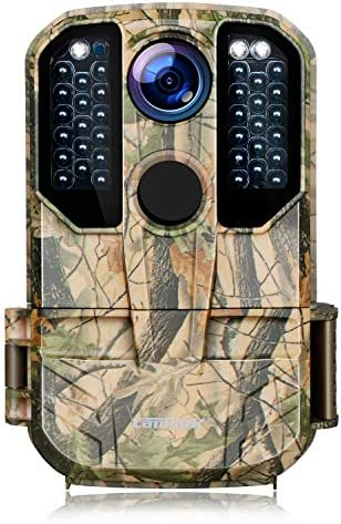 Campark WiFi Trail Camera 20MP 1296P Hunting Game Camera with Night Vision Motion Activated product image