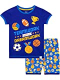 Harry Bear - Ensemble De Pyjamas Court - Sports - Garçon - Bleu - 12-13 Ans