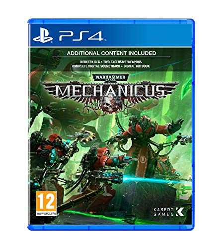 Warhammer 40, 000: Mechanicus (PS4)