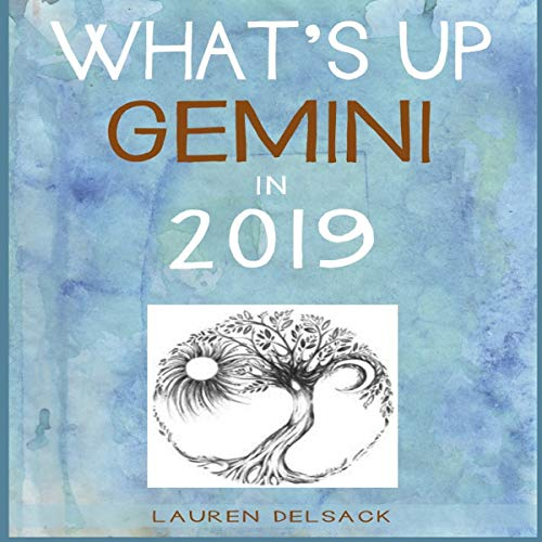 What's Up Gemini in 2019 audiobook cover art