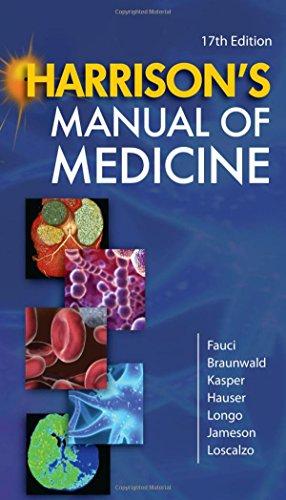 Harrison's Manual of Medicine, 17th Edition