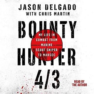 Bounty Hunter 4/3 audiobook cover art