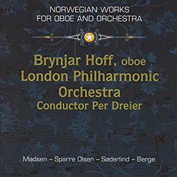 Norwegian Works for Oboe and Orchestra