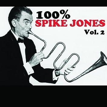 100% Spike Jones, Vol. 2