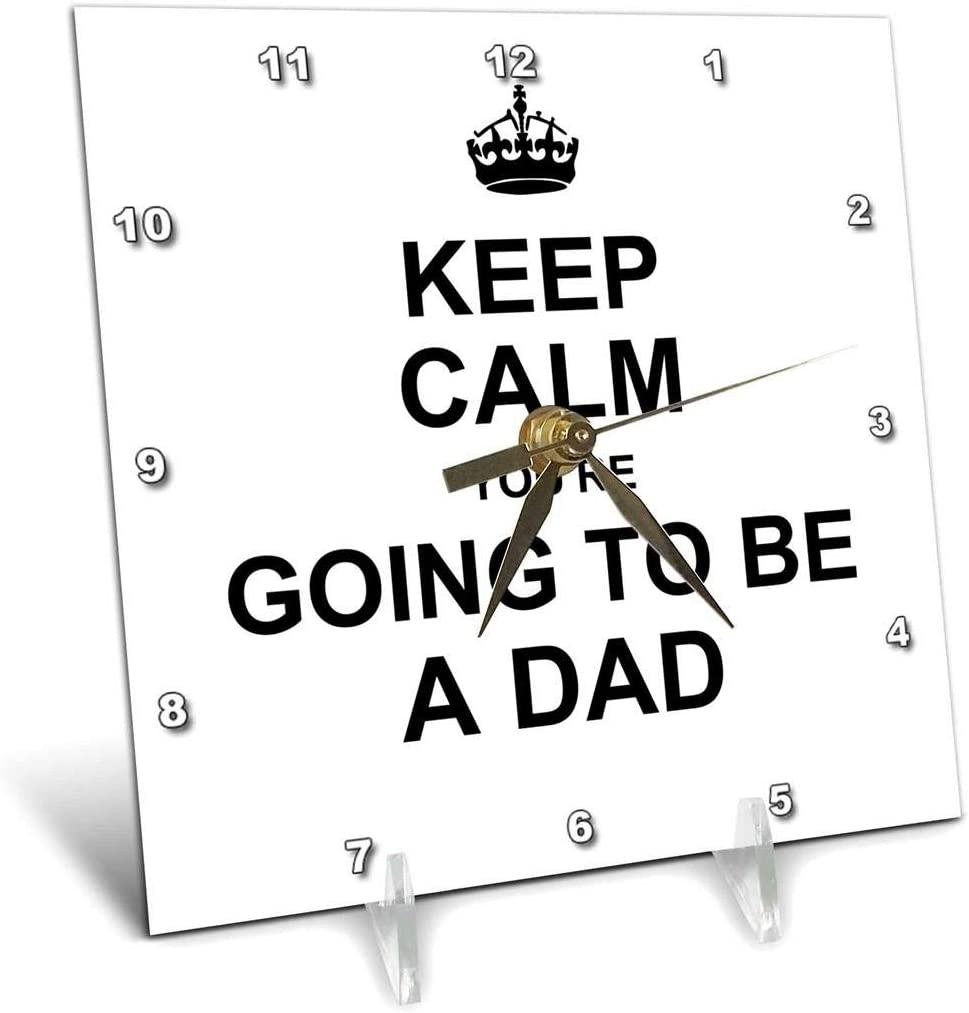 Time sale 3dRose 3D Rose Mail order Keep Calm Youre Going be Future to a - Father Dad
