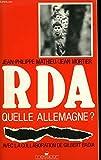 RDA - Quelle Allemagne?