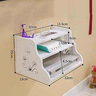 Los estantes flotantes Montado en la pared, que se utiliza for los componentes de televisión, montado en la pared consolas...