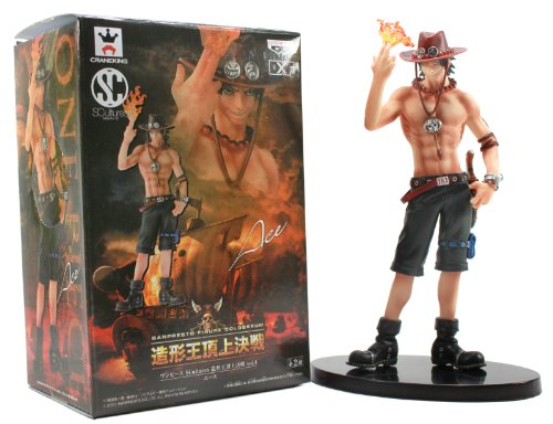 One Piece Banpresto Figure Colosseum SCultures Vol. 4-Portgas D Ace-48149