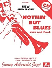 Nothin' but Blues: Jazz and Rock (Jamey Aebersold Jazz Play- A-long)