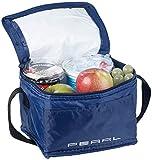 PEARL Kühltasche klein: Isolierte Mini-Kühltasche mit Tragegurt, 2,5 Liter (Thermotasche)