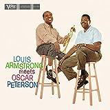 Louis Armstrong Meets Oscar Peterson [Verve Acoustic Sounds Series LP]