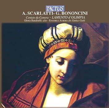 Scarlatti & Bononcini: Cantate da Camera