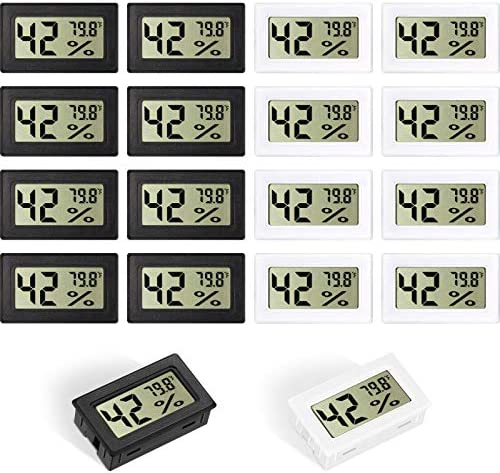 Mini Hygrometer Thermometer Digital Indoor Humidity Gauge Monitor Electronic LCD Display Humidity product image