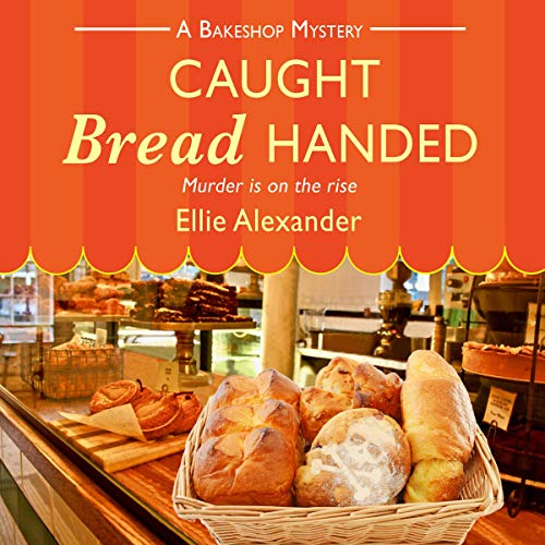 Caught Bread Handed audiobook cover art