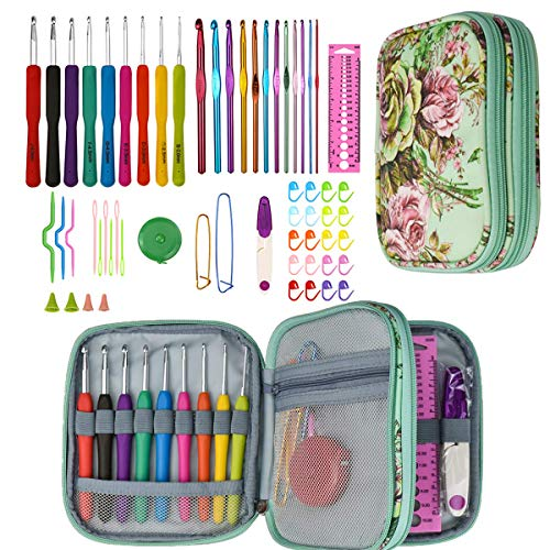 KOKNIT Crochet Hook Set, 59...