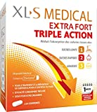 XL-S MEDICAL Extra Fort – Pour une aide à la Perte de Poids Efficace* – Réduit L'Absorption des Calories issues des sucres lents, sucres rapides et graisses – Boîte de 120 Comprimés
