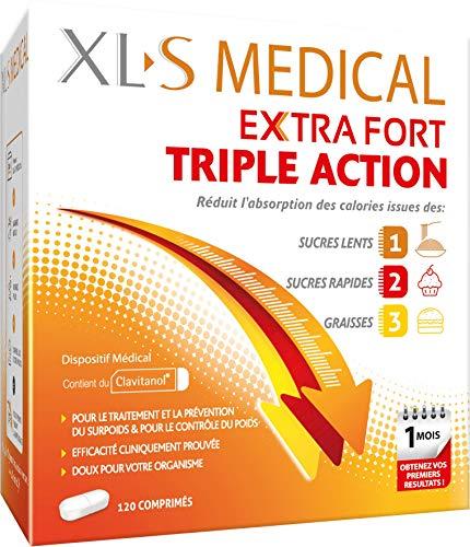 XL-S Medical Extra Fort – pour Une Aide à la Perte de Poids Efficace – Réduit L'absorption des...