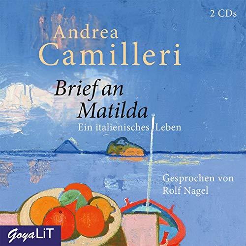 Brief an Matilda. Ein italienisches Leben Titelbild