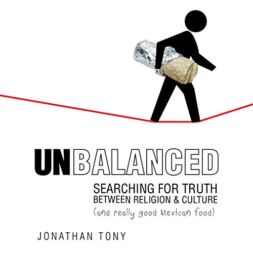 Unbalanced audiobook cover art