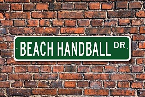 Unknow - Balonmano de playa, regalo de balonmano de playa, jugador de...
