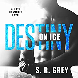 Destiny on Ice audiobook cover art