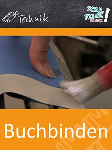 Buchbinden - Schulfilm Technik