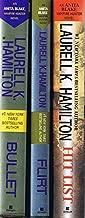 Anita Blake Vampire Hunter Series, Volumes 18, 19, & 20: Bullet / Flirt / Hit List