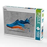Sneaker 1000 Teile Puzzle quer (CALVENDO Kunst)