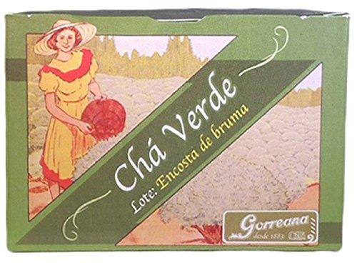 Pack 3 Portugiesisch Green Tee Encosta de Bruma Gorreana Azoren (Portugal) - 3*80 Gramm