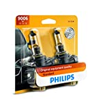 Philips Automotive Lighting 9006 Standard Halogen Replacement Headlight Bulb, 2 Pack (9006B2)