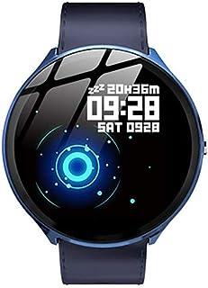 YZY Pulsera Actividad, Rastreador de Actividad Impermeable IP67 con podómetro y Monitor de sueño, Pulsera de Reloj Deportivo Inteligente for Hombres y Mujeres, Talla única