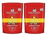 Stella & Chewys Chicken Dinner Patties - 2 Pack