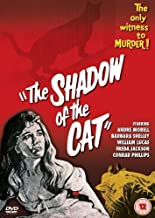 Shadow of the Cat 1961 UK Release