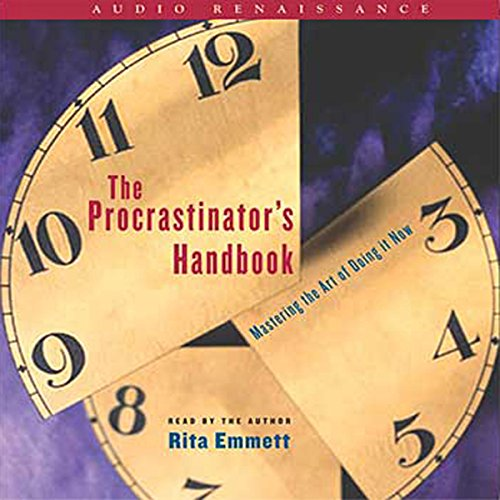 The Procrastinator's Handbook audiobook cover art