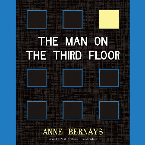 The Man on the Third Floor audiobook cover art