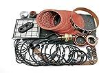 TH350 Alto Red Eagle Less Steel Transmission Rebuild Kit Level 2