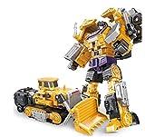 Juguete deformado Classi Grimlock Toy Toy Robot Generations Combiner Wars Devastator KO Trucks Modelo Figura de acción para Niño Adulto Regalo de cumpleaños