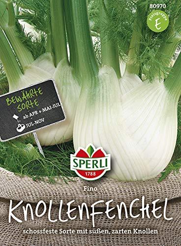 Knollenfenchel Fino von Sperli-Samen